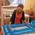 Плащаница для храма в Белоруссии