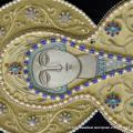 Богородичная плащаница в Саратов (2010)