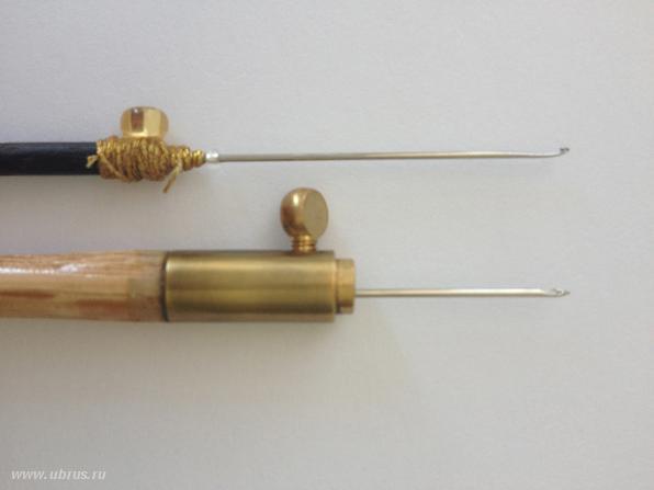 Купить крючок для тамбурной вышивки в москве