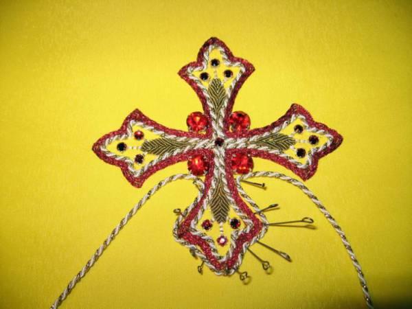 Вариант креста