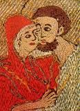 """1485г.""""Зачатие Богородицы"""".Рязань."""