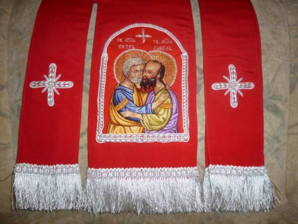 Комплект закладок Св. Петр и Павел