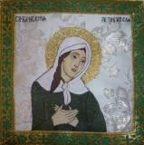 Икона Ксении блаженной петербургской